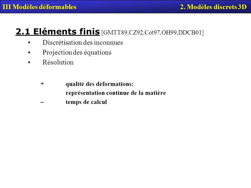 2.1 Eléments finis [GMTT89,CZ92,Cot97,OH99,DDCB01]
